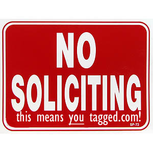 no-soliciting-sign-tagged