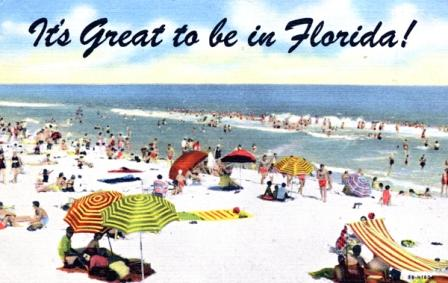 Some elderly folks wondered if it really is so great to be in Florida