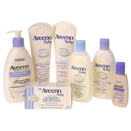 Johnson & Johnson Faces Consumer Fraud Lawsuit Over Aveeno Baby Products