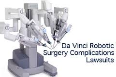 Intuitive Surgical da Vinci Surgical System Recalled
